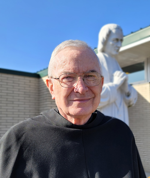 Father Peter Lyons, T.O.R.